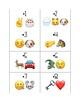Emoji Task Cards - Idioms