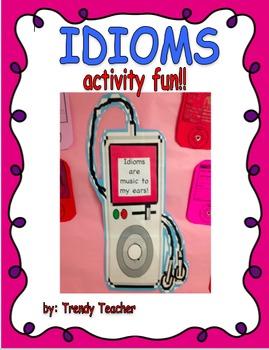 Idiom Fun!!
