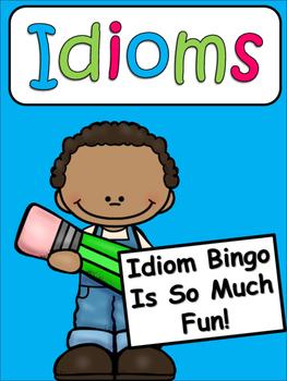 Idiom Game: BINGO