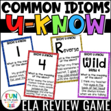 Idiom Game | U-Know Idiom Review Game