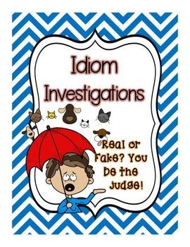 Idiom Investigations