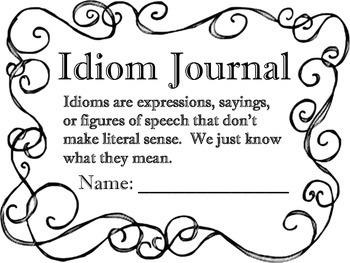 Idiom Journal