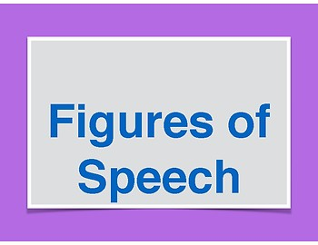 Idiom Lessons - Figures of Speech