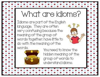 Idiom Match