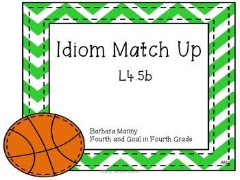 Idiom Match Up