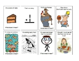 Idiom Matching Cards with Pictures for Context - Set 1
