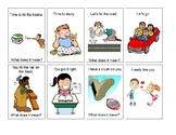 Idiom Matching Cards with Pictures for Context - Set 2