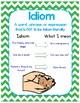 Idiom Matching Center FREEBIE
