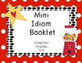 Idiom Mini Book