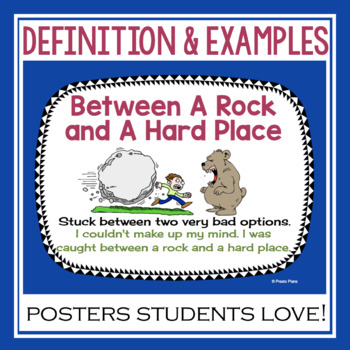 IDIOM OF THE WEEK VOLUME 1 by Presto Plans | Teachers Pay Teachers