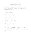 Idiom Phrases-Countdown Ch 21-23