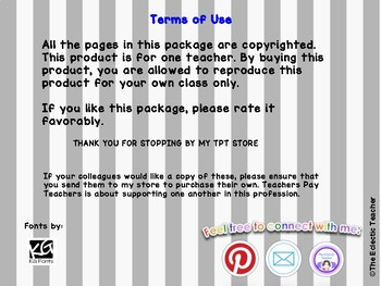Idiom Poster Pack {Middle School and High School}