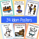 Idiom Posters