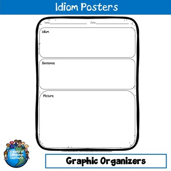 Idiom Posters Set 2