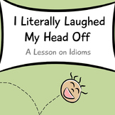Idiom PowerPoint (Bonus Worksheet!)