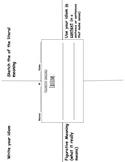 Idiom Practice Worksheet / Graphic Organizer