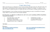 Idiom Project: Instructions, Rubric, Intro PPT with exampl