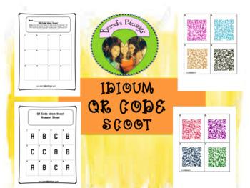 Idiom QR Codes