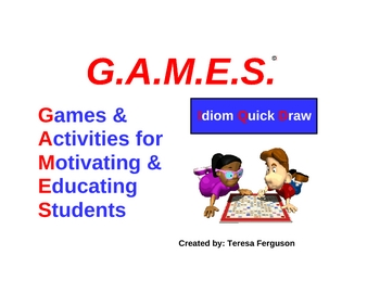 Idiom Quick Draw GAMES