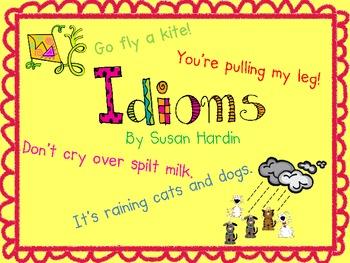 Idiom Response Activity