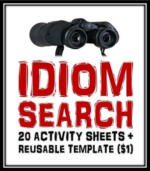 Idiom Search