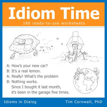 Idiom Time
