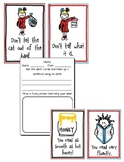 Idiom cards and writing page/ websites that help