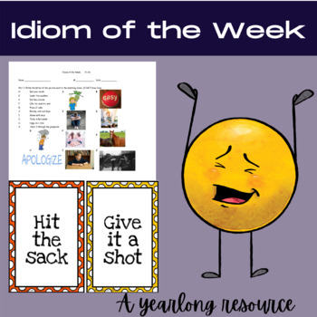 Idiom of the Week: A Yearlong Resource