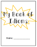 Idiom of the Week Pack for Entire Year