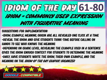Idiom-of-the-day - version 4 (61-80)