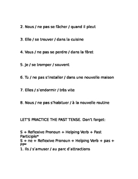 Idiomatic REFLEXIVE PRONOMINAL verbs in French