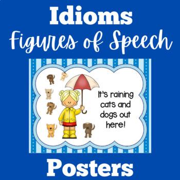 Idioms Activities | Figures of Speech | Idioms Activity | Idioms Lesson