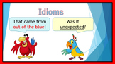 What are idioms Powerpoint