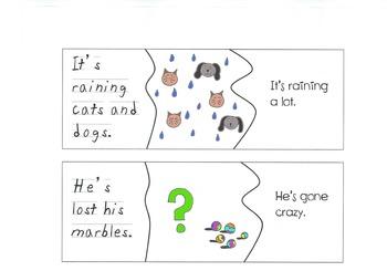 Idioms 3-piece puzzles