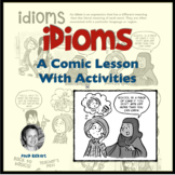 Idioms: A Comic Lesson With Activities