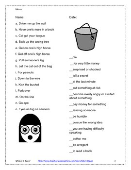 Idioms: A Figurative Way of Speaking