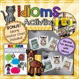 Idioms Activity