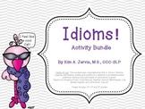 Idioms Activity Bundle