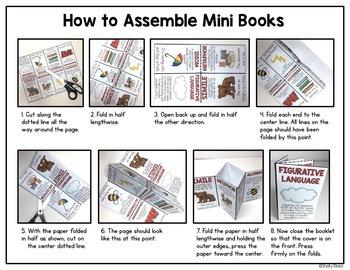 Idioms Activity Mini Book FREE
