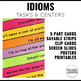 Idioms Activity Pack