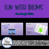 Idioms Activity for Google Slides