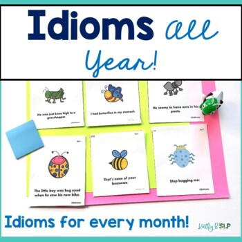Idioms All Year