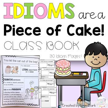 Idioms Class Book
