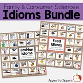 Idioms Bulletin Board Bundle