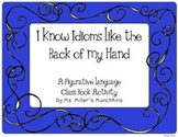 Idioms Class Book Activity