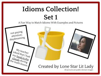 Idioms Collection! Game - Set 1