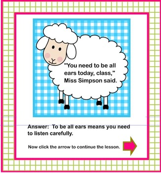 Idioms Counting Sheep and Much More