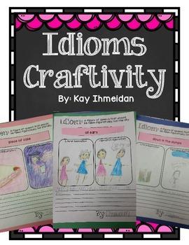 Idioms Craftivity