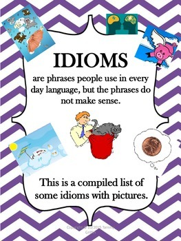 Idioms Definition With Pictures
