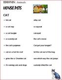 Idioms (Figurative Language) Animals